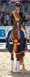 DKB-Bundeschampionat der sechsjährigen Dressurponys